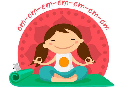 Practicando Yoga En Mi Escuela Infantil Educadores Infantiles Y Padres